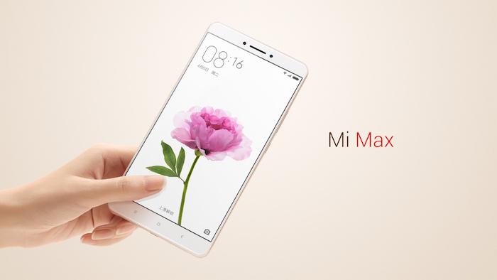 ใหญ่สะใจ Xiaomi Mi Max จอยักษ์แบตเยอะ