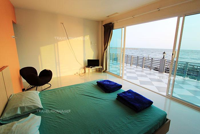 ห้องพักชมวิวทะเล