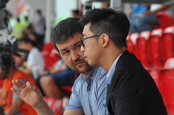 2 ตัวแทนที่มาร่วมอบรบผู้ตัดสินไทย (ภาพจากแฟนเพจ Fair)