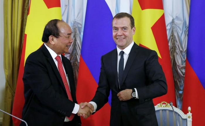 ผู้นำเวียดนาม-รัสเซีย หารือกระชับสัมพันธ์ พร้อมลงนามความร่วมมือหลายฉบับ