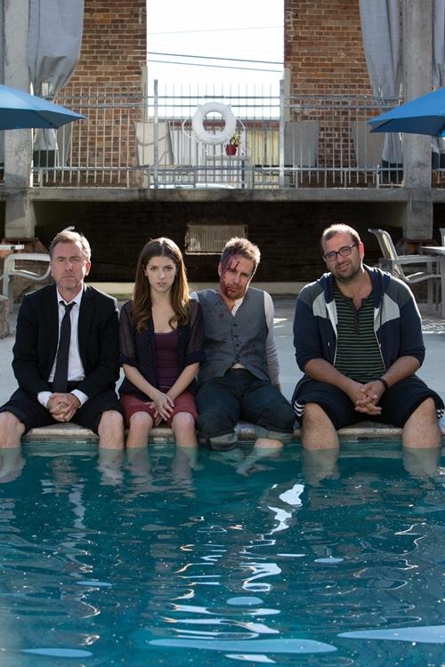 """""""แซม ร็อคเวลล์"""" ควงคู่ """"แอนนา เคนดริก"""" ในหนังแอ็คชั่นน่าเลิฟ """"คู่มหาประลัย นักฆ่าเลิฟ เลิฟ"""""""