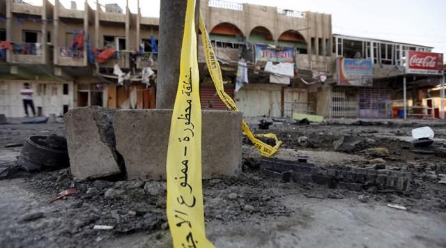 เกิดเหตุระเบิด 2 จุดในแบกแดด คร่าแล้ว 44 ศพ เจ็บเกือบร้อย