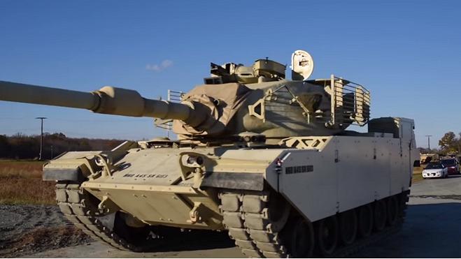 ดูคลิปนี้.. ลุงแพ็ตตันเทียบชั้น T-90 เครื่องใหม่ปืนใหม่ 120 มม.หล่อเฟี้ยว M60A3 ของไทยอัปเกรดได้ไม่ต้องทิ้ง