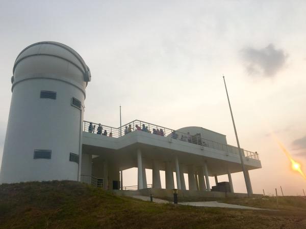 อาคารหอดูดาวฯ เป็นส่วนที่ประชาชนชื่นชอบที่สุด เพราะทำให้ได้เห็นดาวของจริง