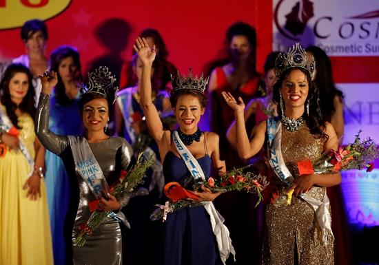 Miss Pink Nepal 2016
