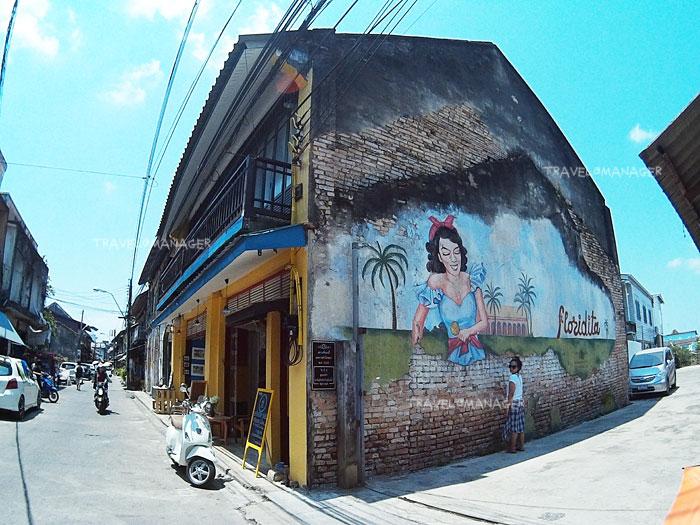 อาคารเก่ามากเสน่ห์ในชุมชนริมน้ำจันทบูร