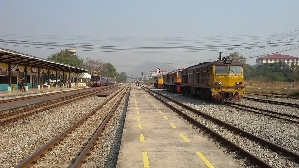 """สนข.ผุดรถไฟทางคู่สายใหม่ """"เด่นชัย-เชียงใหม่"""" ลงทุนกว่า 6 หมื่นล้านเชื่อมโครงข่ายสายเหนือสมบูรณ์"""