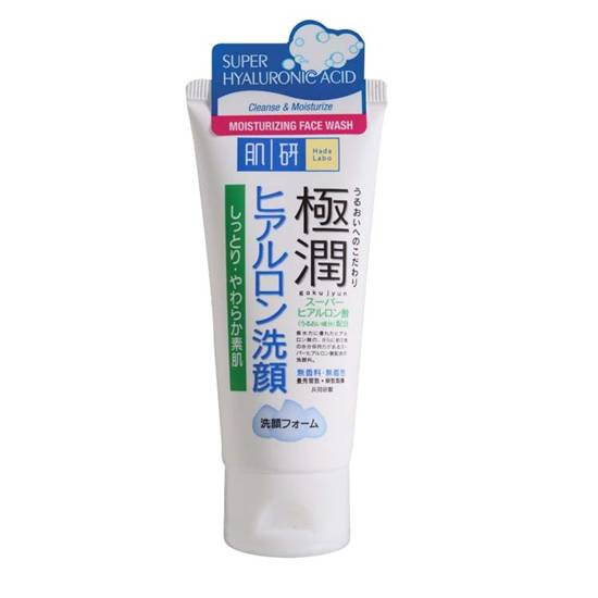 Hada Labo Natural Face Wash ราคา 175 บาท