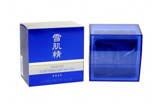 Kose Sekkisei Clear Facial Soap ราคา 660 บาท