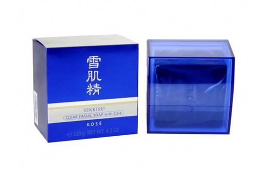 Kose Sekkisei Clear Facial Soap ราคา 660 บาท