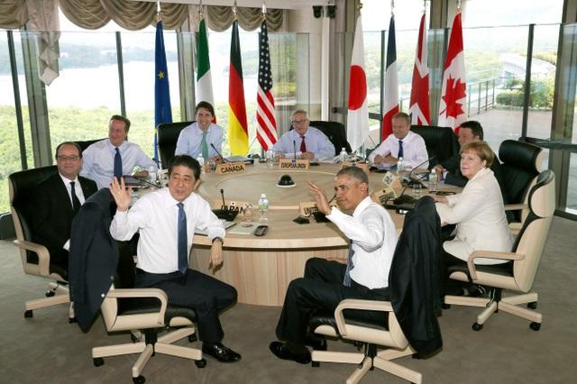 ผู้นำชาติ G7 แถลงปิดประชุม จับมือฟื้นเศรษฐกิจพ่วงเตือนจีนอย่าก้าวร้าว