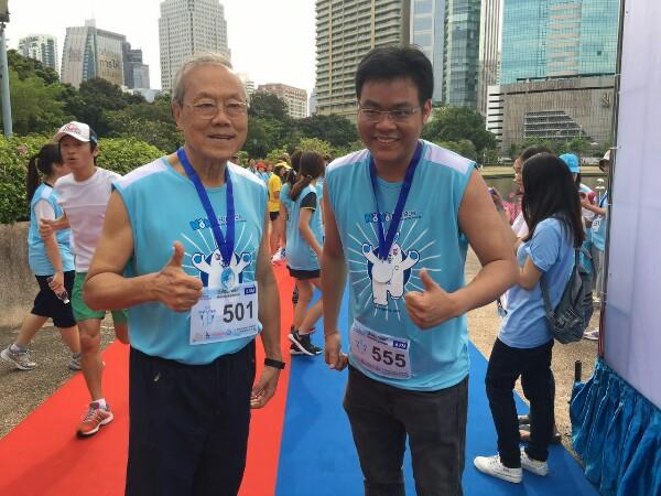 หมอฟันกว่า 600 คน รวมพลังวิ่งปลุกกระแส Gen Z ยืนกระต่ายขาเดียว ไม่สูบบุหรี่