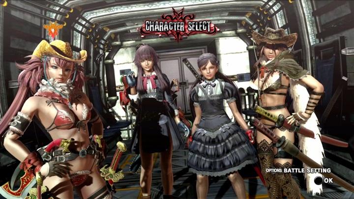 """สาวน้อยสับซอมบี้ """"Onechanbara Z2: Chaos"""" ลงพีซี 1 มิ.ย."""