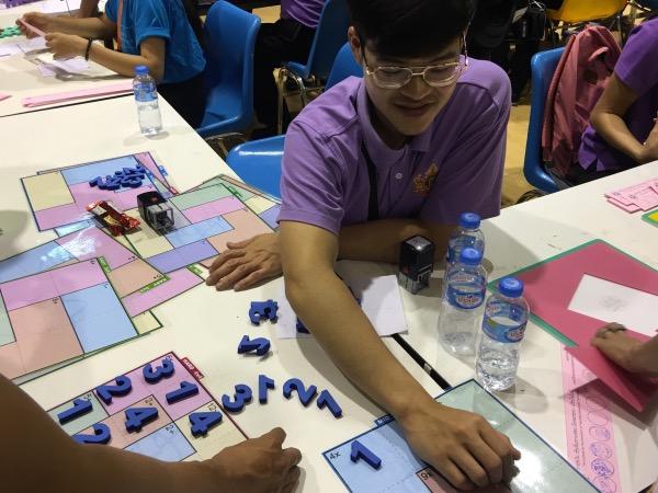 กิจกรรมคณิตศาสตร์แสนสนุก กระตุ้นสมองคิดคำนวณ