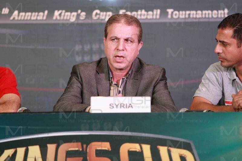 ซีเรีย คู่แข่งนัดแรกของไทย