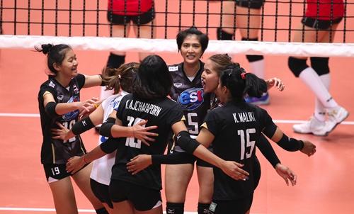 ทีมสาวไทย เข้าชิงแบบสุดมัน