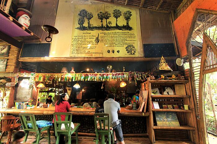 ร้านกาแฟ บ้านนักเขียน
