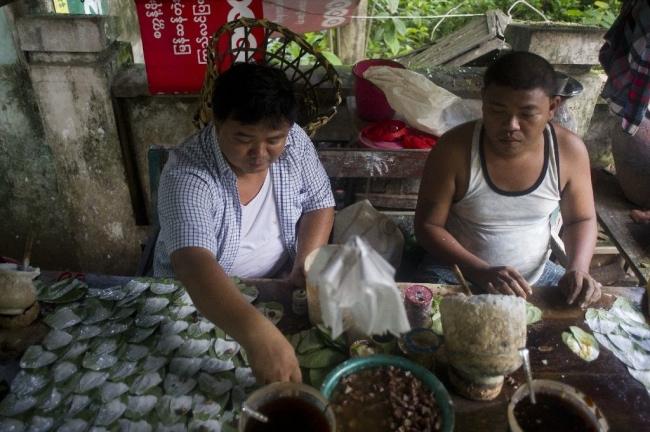 ทางการพม่าสั่งห้ามเคี้ยวหมากในที่สาธารณะ สถานที่ท่องเที่ยวเพื่อความสะอาด