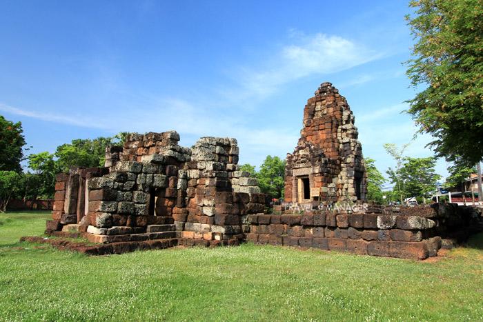 ปรางค์กู่ โบราณสถานเก่าแก่คู่เมืองชัยภูมิ