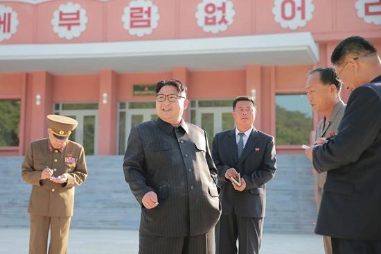 N. Korean anti-tobacco push up in smoke as Kim keeps puffing