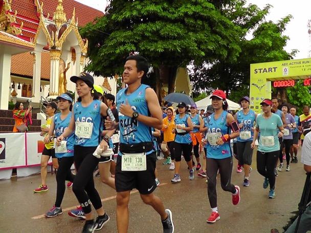 """เปิดแข่งวิ่ง """"AEC Active Run International 2016 @ Koh Kong"""" เชื่อมสัมพันธ์สองประเทศ"""