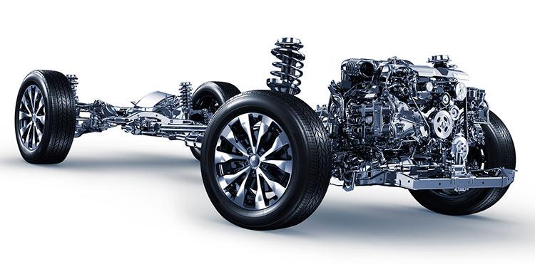 50ปีซูบารุผลิตเครื่องยนต์สูบนอนครบ16ล้านเครื่อง