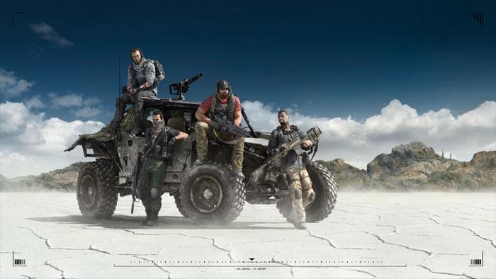"""E3: """"Ghost Recon: Wildlands"""" ออกมีนาปีหน้า"""