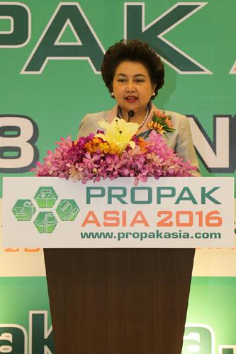 """รัฐร่วมเอกชนจัดงาน """"โพรแพ็ค เอเชีย 2016"""" หนุนยุทธศาสตร์ประเทศไทย 4.0"""