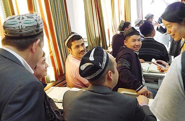 7-8-9 สถาบันการศึกษาของมุสลิม