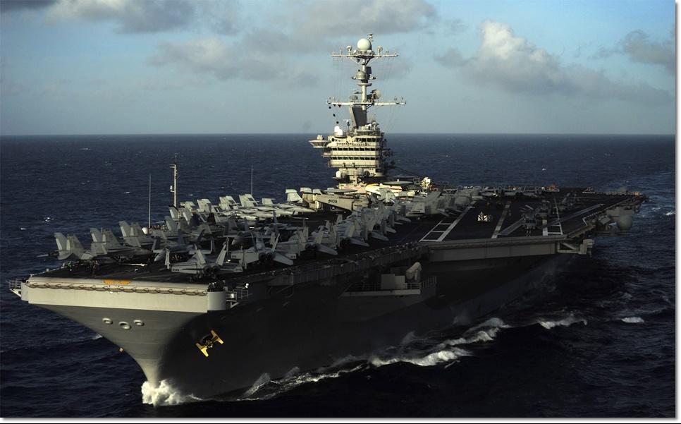 In Clips :เรือสอดแนมจีนประกบติดวินาทีแรก USS John C. Stennis พลังนิวเคลียร์เข้าทะเลจีนใต้ - ปธน.วิโดโด เล็งใช้ไม้แข็งกับปักกิ่งสางปัญหาประมงเถื่อน
