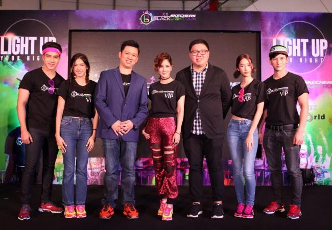 """Skechers Blacklight RunTM Thailand""  งานวิ่งเรืองแสงยามค่ำคืนครั้งแรกในเมืองไทย!!!"