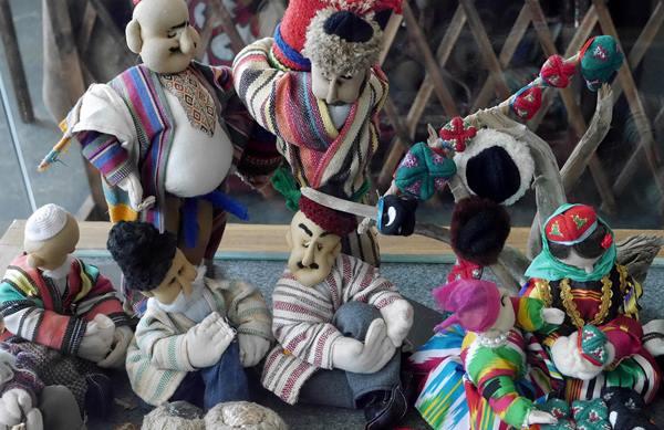 เส้นทางสายไหม ไดอารี่ (3)  อูหลู่มู่ฉีวัฒนธรรมพันปีมีอยู่ทุกที่ ทุกเวลา