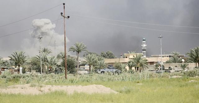 กองกำลังอิรักยึดพื้นที่เขตสุดท้ายใน 'เมืองฟัลลูจาห์' คืนจาก 'ไอเอส'