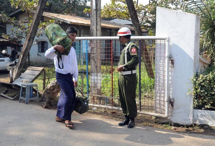 """สหรัฐฯ ปรับลดพม่าอยู่กลุ่ม """"เทียร์ 3"""" ในรายงานสถานการณ์การค้ามนุษย์ประจำปี"""