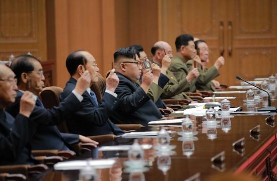 N. Korea leader Kim Jong-Un gets new 'top post'