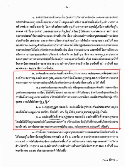 คำสั่งของกระทรวงมหาดไทย ที่ทำหนังสือด่วนมากที่ มท 0808.2 /ว74 ถึงผู้ว่าราชการจังหวัดทั่วประเทศ