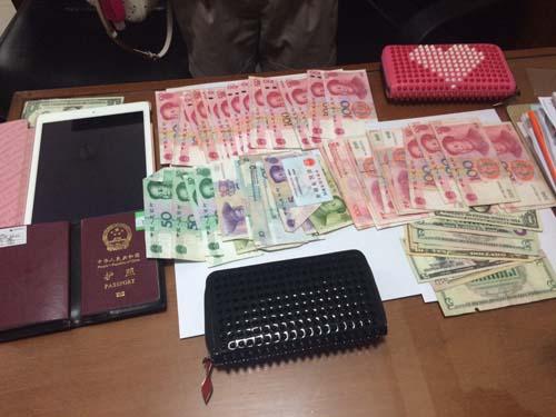 สองแถวพัทยาน้ำใจงามเก็บเงินพร้อมเอกสารส่งคืนนักท่องเที่ยวชาวจีน