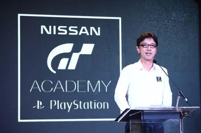 นิสสัน จีที อะคาเดมี  ซีซัน 3 เฟ้นหาเซียนเกมเป็นนักขับรถแข่งโลก