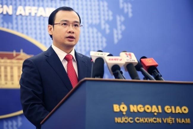 เวียดนามร้องศาลโลกให้มีคำตัดสินที่ยุติธรรมในคดีพิพาททะเลจีนใต้