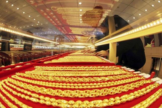 นักลงทุนจีนเชื่อมั่นกำทองคำไว้อุ่นใจกว่า โกยซื้อราคาพุ่งต่อเนื่อง