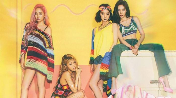 """Wonder Girls"" คัมแบ็กออลคิลทุกชาร์ตกับเพลงเร็กเกป๊อปโชว์ฝีมือแต่งกันเอง"