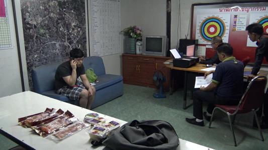 ตร.เชียงใหม่รวบหนุ่มเกาหลีริเป็นโจรก่อเหตุฉกชีสและเบคอนห้างดัง
