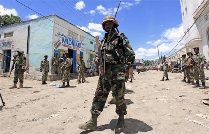 องค์การสหภาพแอฟริกาประกาศแผนถอนทหารจากโซมาเลียจนเกลี้ยงภายในปี 2020