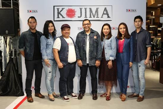 KOJIMA DENIM เดนิมคุณภาพเยี่ยม จากญี่ปุ่น เปิดร้านครั้งแรกในไทย