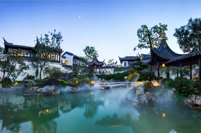 มาดูบ้านหรูทรงจีน 5,000 ล้านบาท แพงสุดในแผ่นดินใหญ่