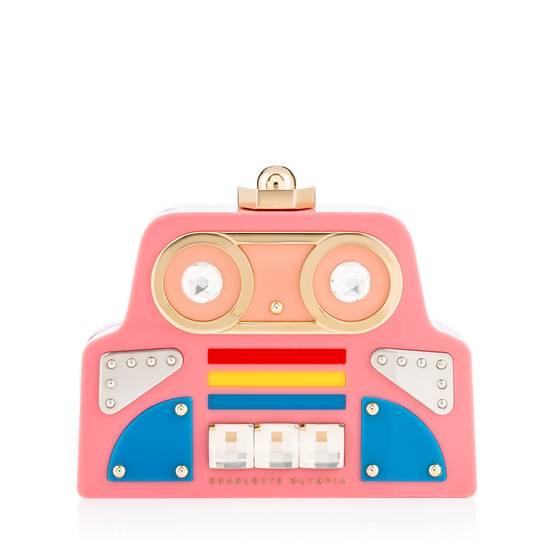 กระเป๋าใบจิ๋ว Cobot จาก Charlotte Olympia