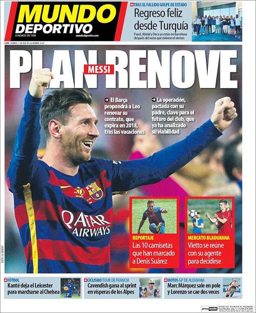 สื่อสเปนตีข่าว