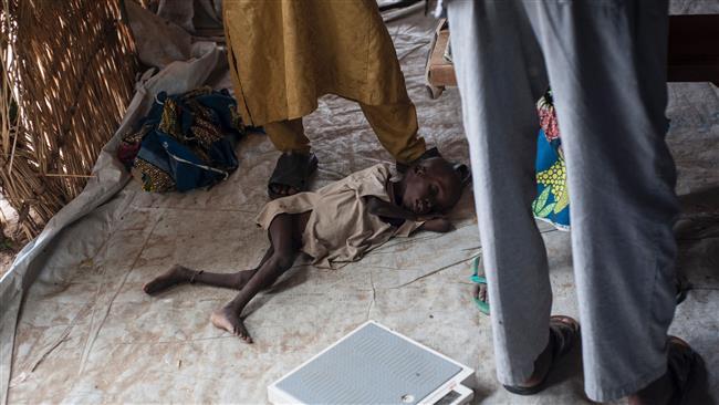 """""""ยูนิเซฟ"""" เตือนภัยคุกคาม """"โบโก ฮารัม""""       เป็นต้นตอทำเด็กไนจีเรียตายอื้อ เพราะอดอยากขาดอาหาร"""