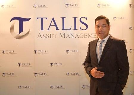 ทาลิสปลื้มรายใหญ่แห่ลงทุน ดัน 4 เดือน AUM ทะลุเป้า 2 พันล้าน