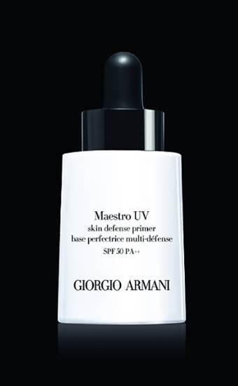 MAESTRO UV Skin Defense Primer SPF 50/PA ++ ราคา 2,285 บาท จาก Giorgio Armani